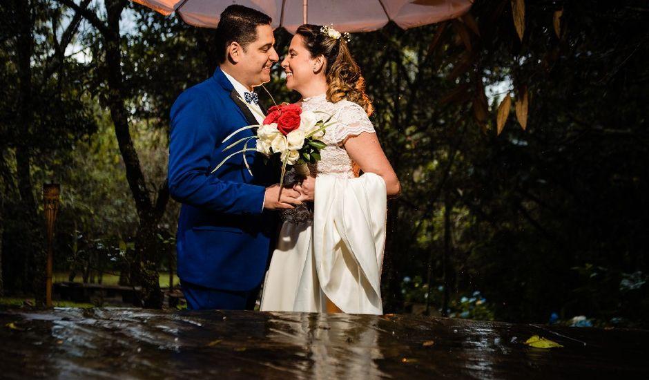 El matrimonio de Carlos  y Leidy en Medellín, Antioquia