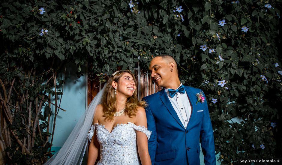 El matrimonio de Paola y Joan