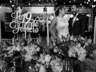 El matrimonio de Susana y Camilo