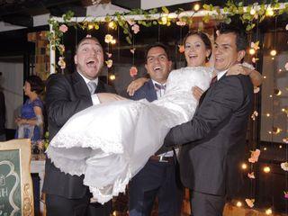 El matrimonio de Dioni y Jaime 2