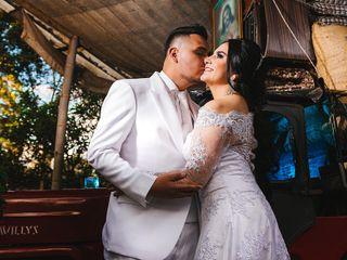 El matrimonio de Andyiliam y Brian