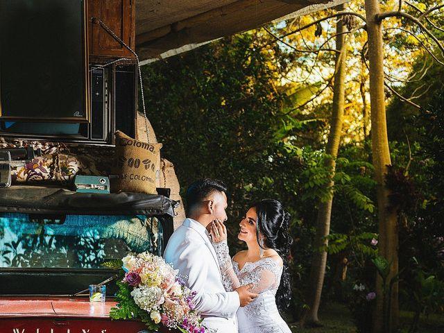 El matrimonio de Brian y Andyiliam en Fusagasugá, Cundinamarca 10