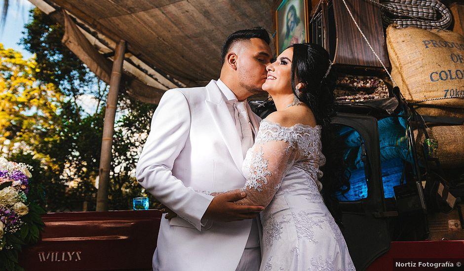 El matrimonio de Brian y Andyiliam en Fusagasugá, Cundinamarca