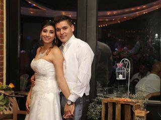 El matrimonio de Dana  y Brayan