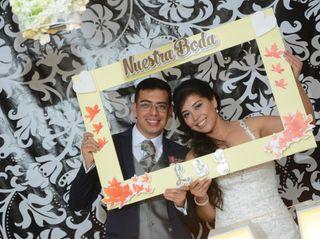 El matrimonio de Carlos Julian  y Lesly Jineth  1