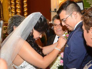 El matrimonio de Carlos Julian  y Lesly Jineth  2