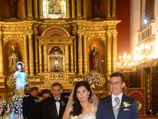 El matrimonio de Carlos Julian  y Lesly Jineth  3