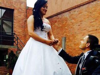 El matrimonio de Yuli y John   1