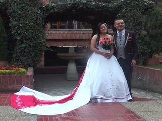 El matrimonio de Yuli y John