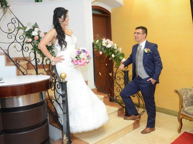 El matrimonio de Lesly Jineth  y Carlos Julian  en Bogotá, Bogotá DC 6