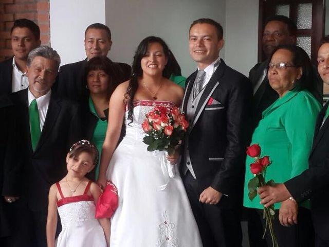 El matrimonio de John   y Yuli en Bogotá, Bogotá DC 1