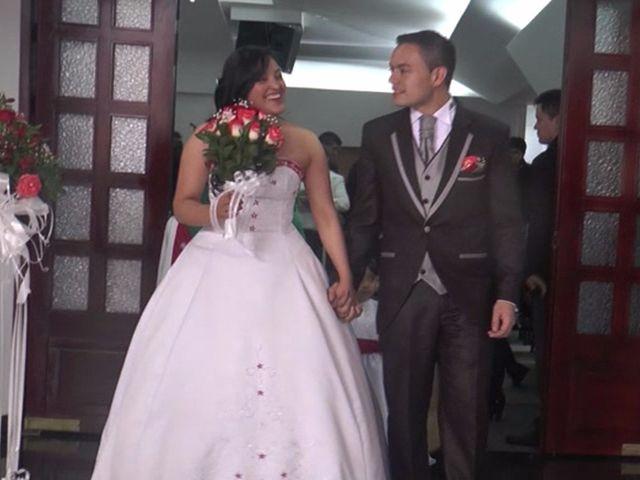 El matrimonio de John   y Yuli en Bogotá, Bogotá DC 9