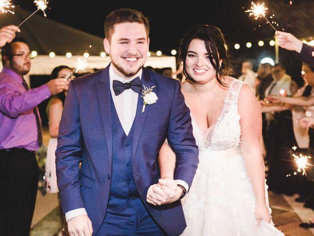 El matrimonio de Natalia y Benjamín