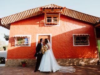 El matrimonio de Vanessa y Memo
