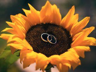 El matrimonio de Luna y Felipe 1