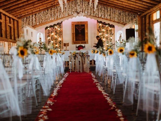 El matrimonio de Memo y Vanessa en Cota, Cundinamarca 1