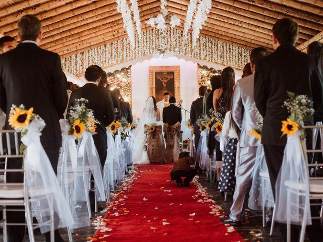 El matrimonio de Memo y Vanessa en Cota, Cundinamarca 17