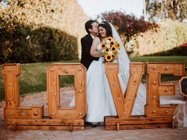 El matrimonio de Memo y Vanessa en Cota, Cundinamarca 23