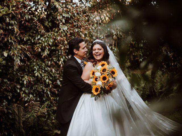 El matrimonio de Memo y Vanessa en Cota, Cundinamarca 24