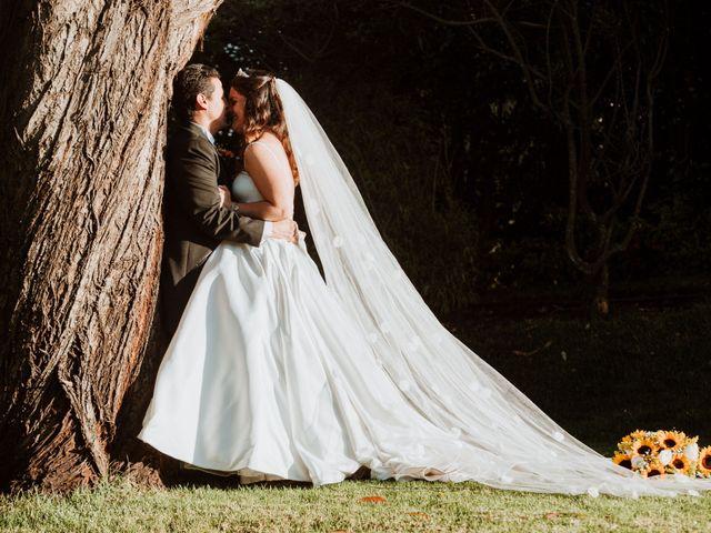 El matrimonio de Memo y Vanessa en Cota, Cundinamarca 26