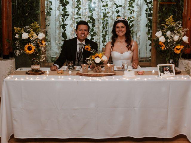 El matrimonio de Memo y Vanessa en Cota, Cundinamarca 35
