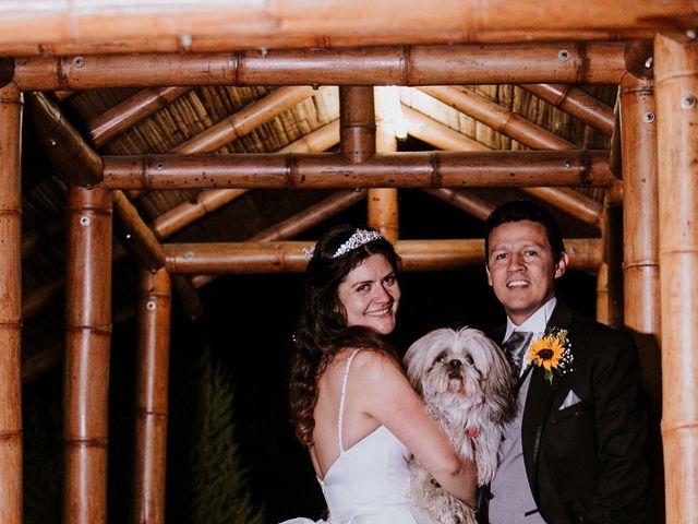 El matrimonio de Memo y Vanessa en Cota, Cundinamarca 41