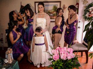 El matrimonio de Catalina y Camilo 3