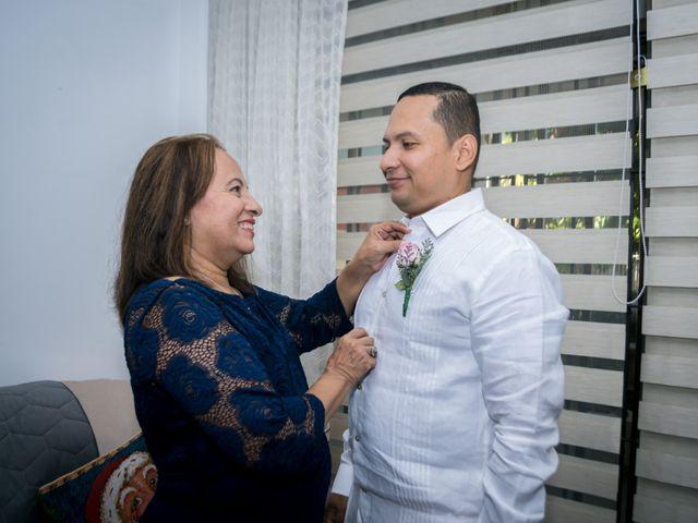 El matrimonio de Juan Alonso y Rosana en Santa Marta, Magdalena 2