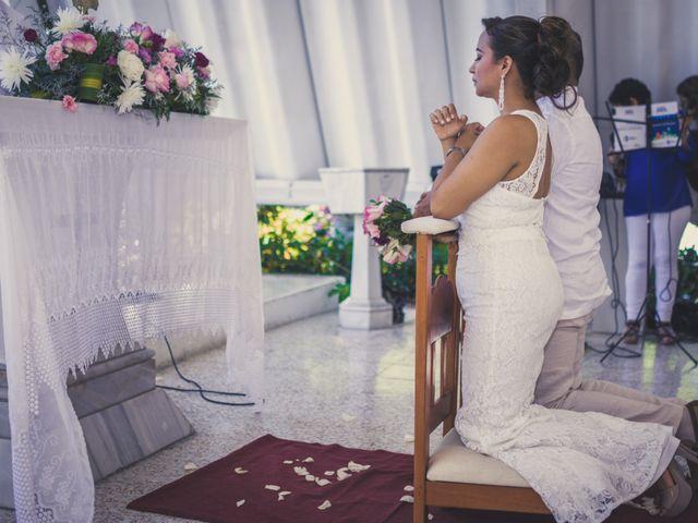 El matrimonio de Juan Alonso y Rosana en Santa Marta, Magdalena 9