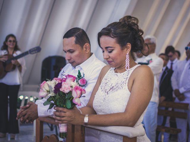 El matrimonio de Juan Alonso y Rosana en Santa Marta, Magdalena 11