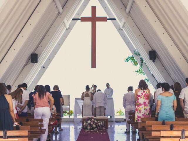 El matrimonio de Juan Alonso y Rosana en Santa Marta, Magdalena 12
