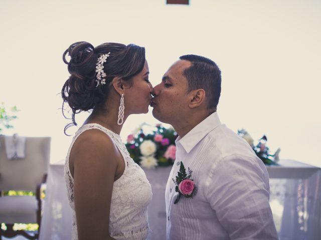 El matrimonio de Juan Alonso y Rosana en Santa Marta, Magdalena 13