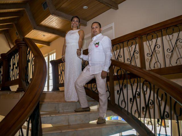 El matrimonio de Juan Alonso y Rosana en Santa Marta, Magdalena 18