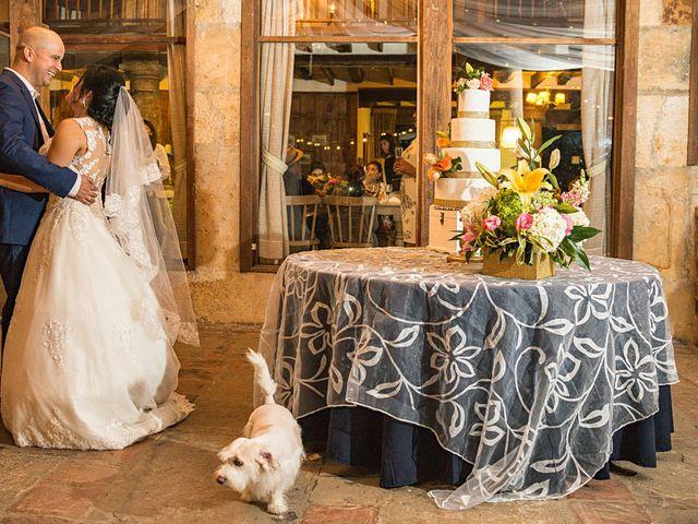 El matrimonio de Vanessa y Gustavo
