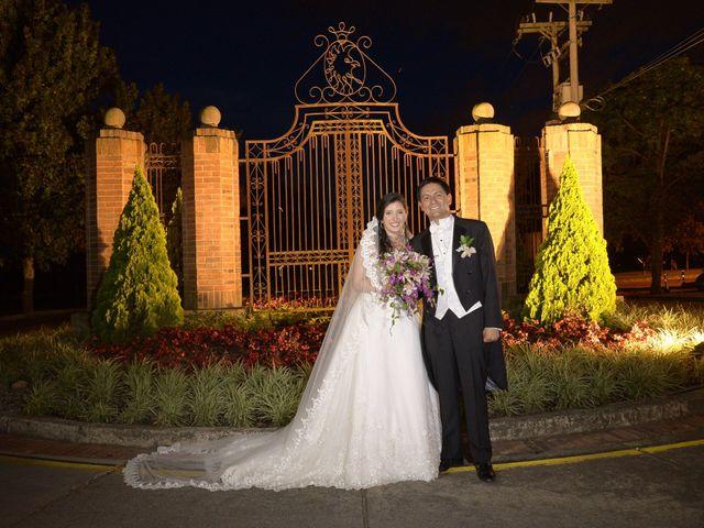 El matrimonio de David y Camila en Chía, Cundinamarca 5