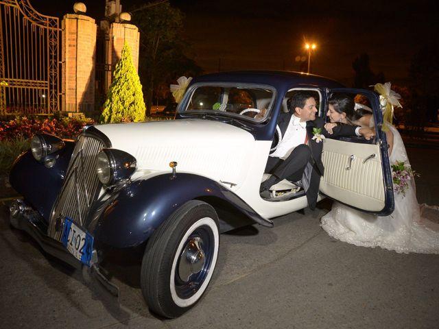 El matrimonio de David y Camila en Chía, Cundinamarca 6