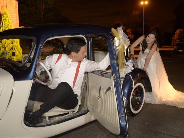 El matrimonio de David y Camila en Chía, Cundinamarca 7
