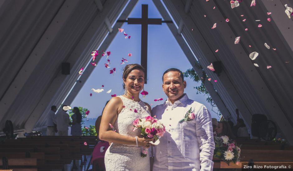 El matrimonio de Juan Alonso y Rosana en Santa Marta, Magdalena