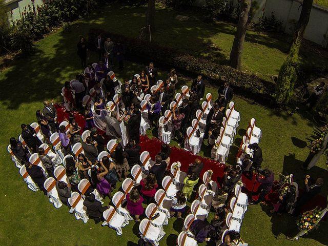 El matrimonio de Wilson y Andrea en Bogotá, Bogotá DC 8