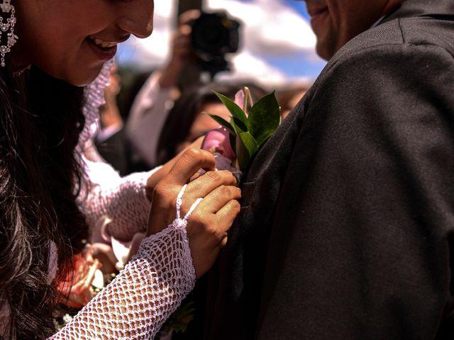 El matrimonio de Wilson y Andrea en Bogotá, Bogotá DC 9