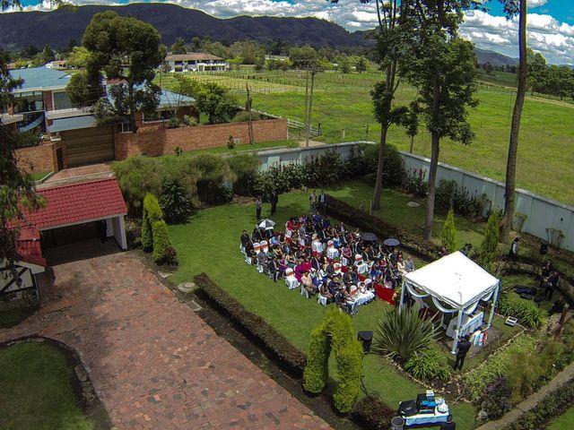 El matrimonio de Wilson y Andrea en Bogotá, Bogotá DC 10