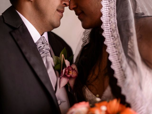 El matrimonio de Wilson y Andrea en Bogotá, Bogotá DC 3