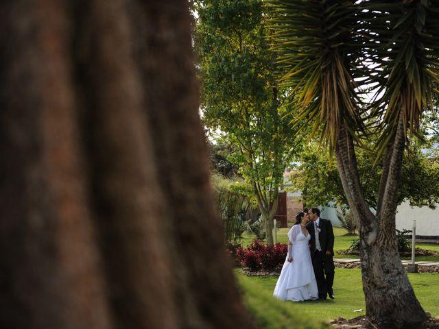 El matrimonio de Wilson y Andrea en Bogotá, Bogotá DC 19