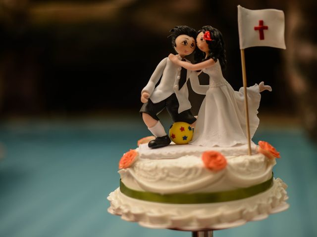 El matrimonio de Wilson y Andrea en Bogotá, Bogotá DC 23