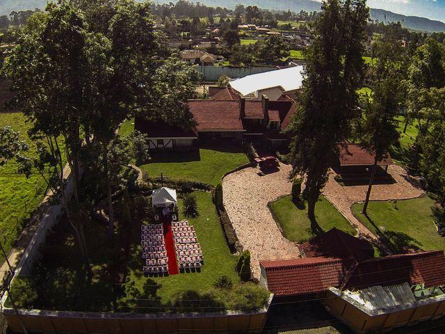 El matrimonio de Wilson y Andrea en Bogotá, Bogotá DC 24