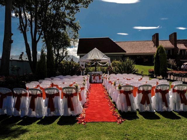 El matrimonio de Wilson y Andrea en Bogotá, Bogotá DC 25