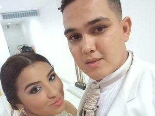 El matrimonio de Yocelin y Óscar 1