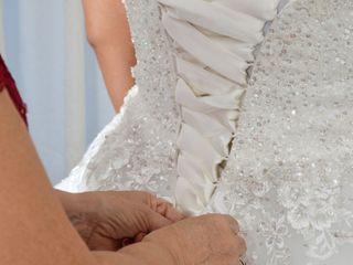 El matrimonio de Johanna y Esteban 3