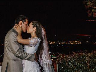 El matrimonio de Tati y John