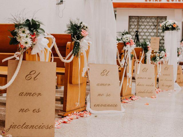 El matrimonio de John y Tati en Bogotá, Bogotá DC 10